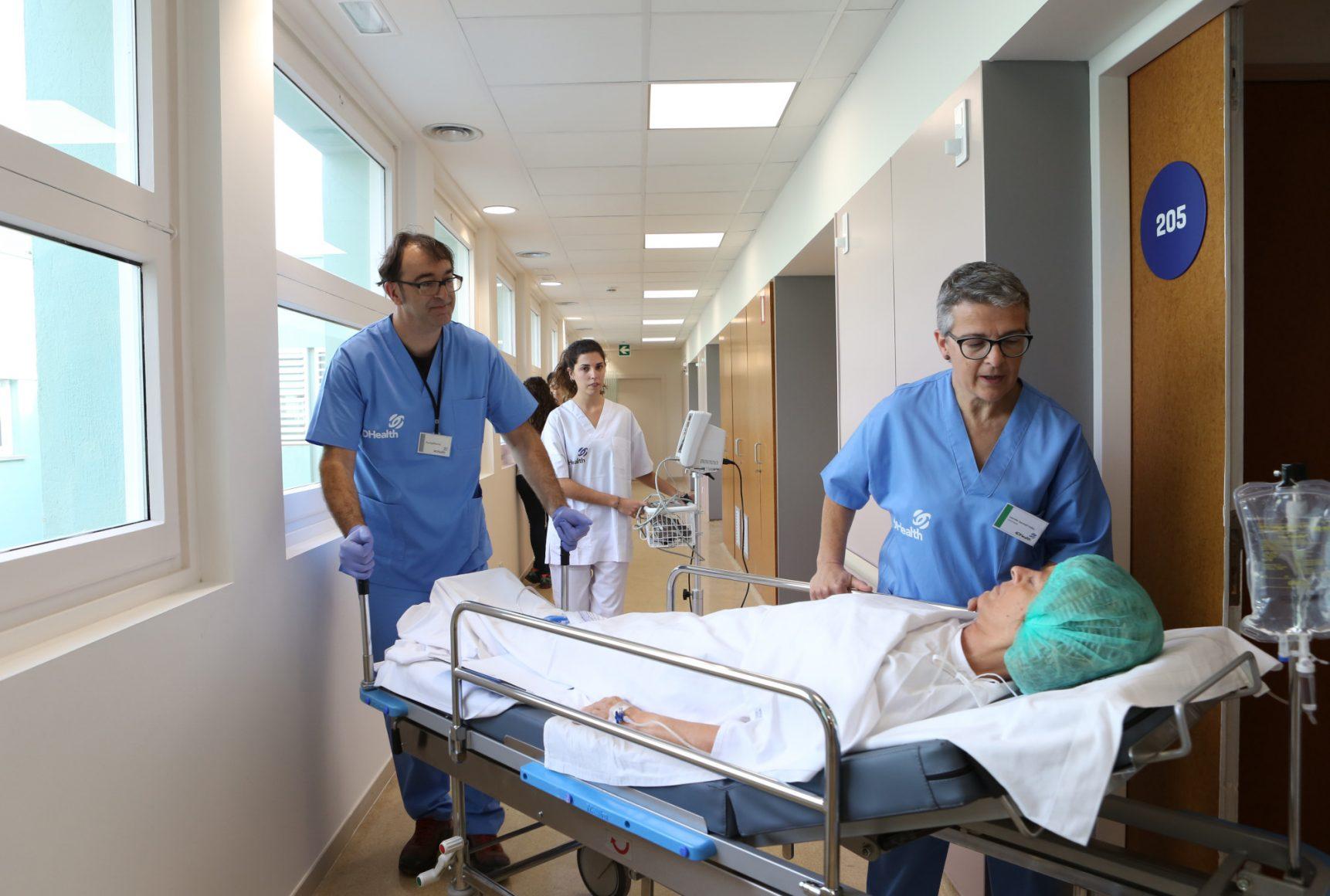 Simulació hospitalitzacio