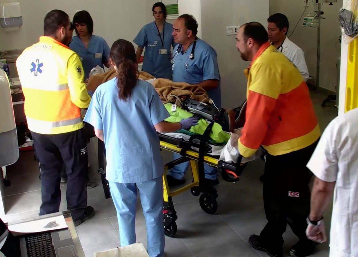 Tècnic d'Emergències Sanitàries