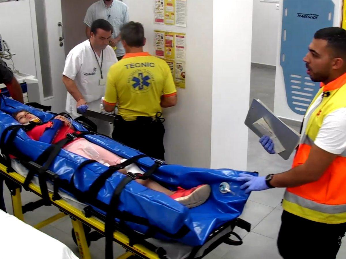 Atenció inicial al pacient traumàtic